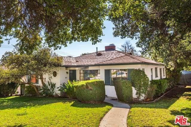Photo of 501 South BEL AIRE Drive  Burbank  CA