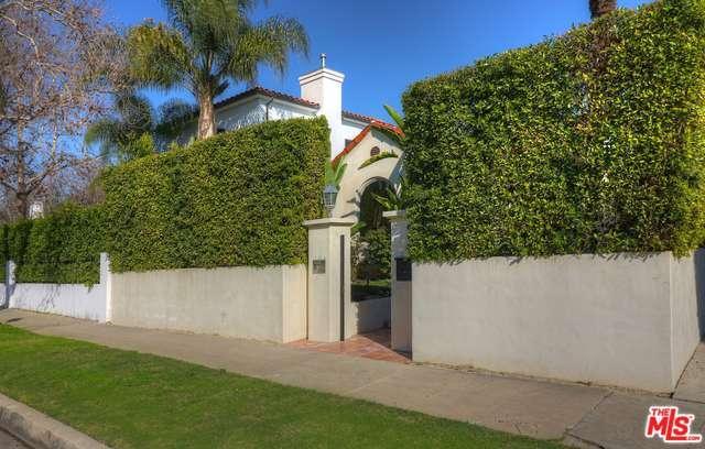Photo of 542 North CURSON Avenue  Los Angeles City  CA