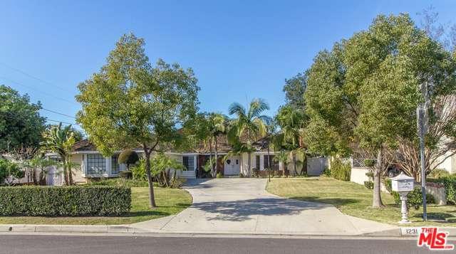 1231 South 6TH Avenue, Arcadia, California