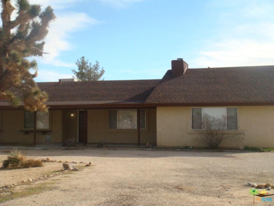 Photo of 58767  SUN MESA Drive  Yucca Valley  CA