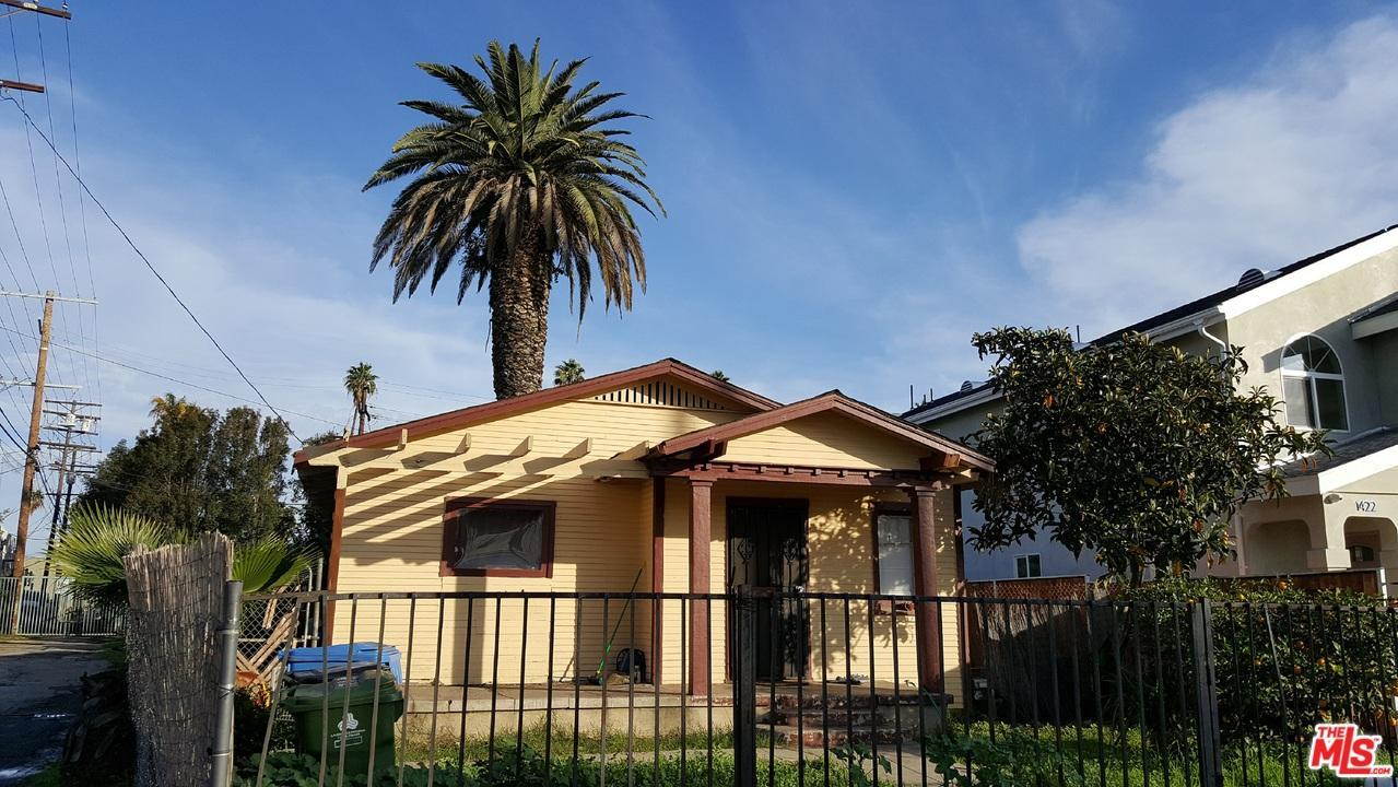 Photo of 1416 South SYCAMORE Avenue  Los Angeles City  CA