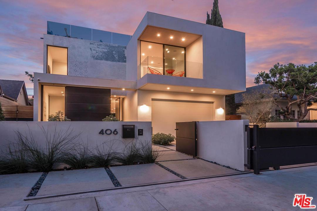 Photo of 406 South SYCAMORE Avenue  Los Angeles City  CA