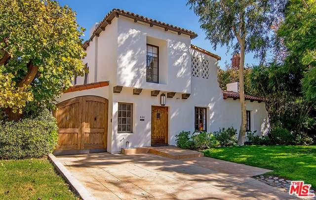 Photo of 444 North MCCADDEN Place  Los Angeles City  CA