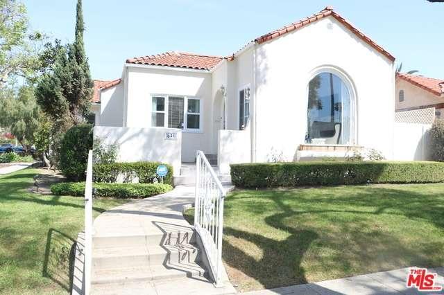 Photo of 546 North MARTEL Avenue  Los Angeles City  CA