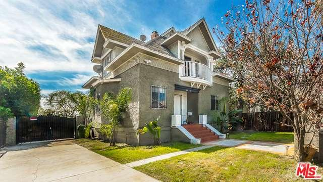 Photo of 1626 West 35TH Street  Los Angeles City  CA