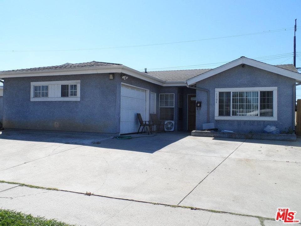 Photo of 1704 West 166TH Street  Compton  CA