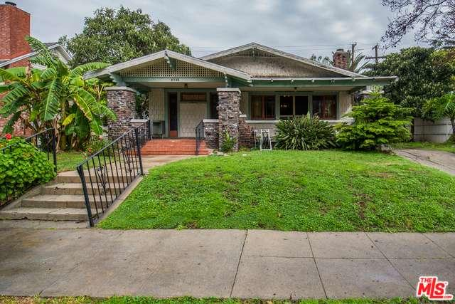 Photo of 4941 West MELROSE Hill  Los Angeles City  CA
