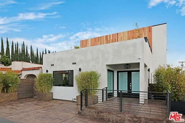 Photo of 712 North MANSFIELD Avenue  Los Angeles City  CA