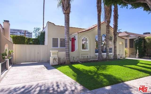 Photo of 8842  DORRINGTON Avenue  West Hollywood  CA
