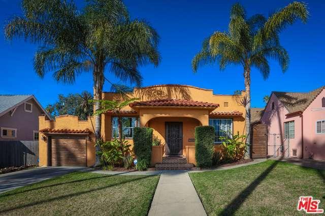 Photo of 5721 South HARCOURT Avenue  Los Angeles City  CA