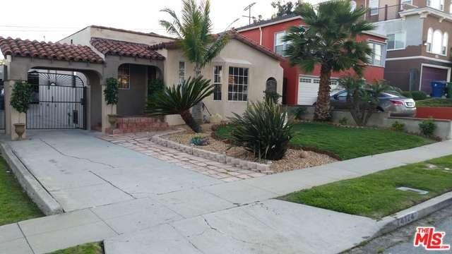 Photo of 4124 West 59TH Place  Los Angeles City  CA