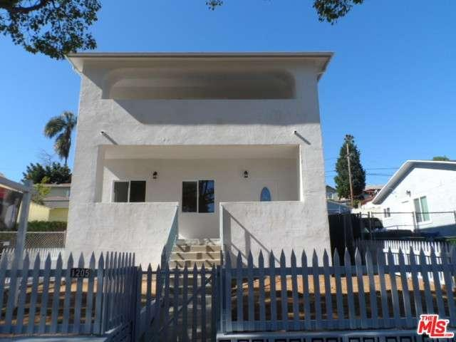 Photo of 1205 North CHESTER Avenue  Inglewood  CA
