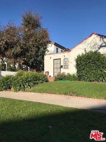 Photo of 524 North FULLER Avenue  Los Angeles City  CA