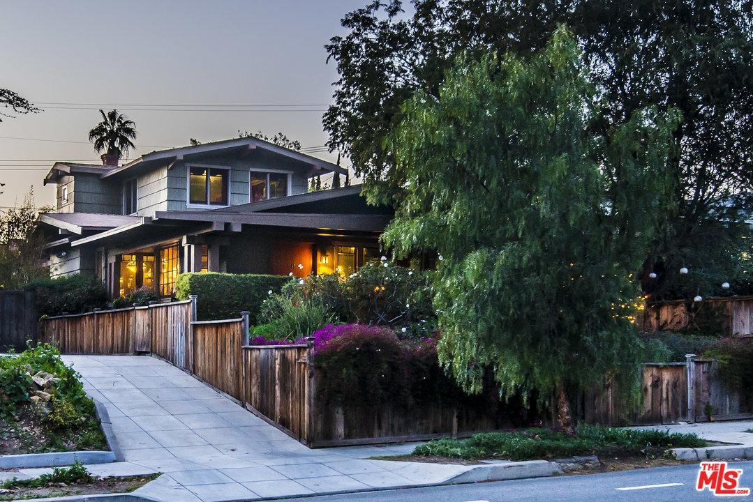 Photo of 355 North WILTON Place  Los Angeles City  CA
