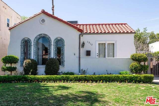Photo of 1517 South CREST Drive  Los Angeles City  CA