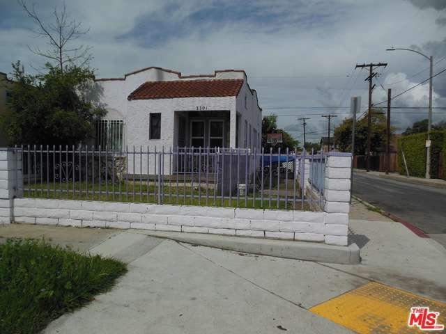 Photo of 2301 South PALM GROVE Avenue  Los Angeles City  CA
