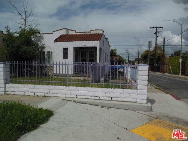 Photo of 2301 South PALM GROVE Avenue  Los Angeles City  CA