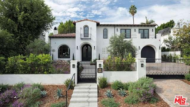 Mediterranean, Single Family - Beverly Hills, CA (photo 1)