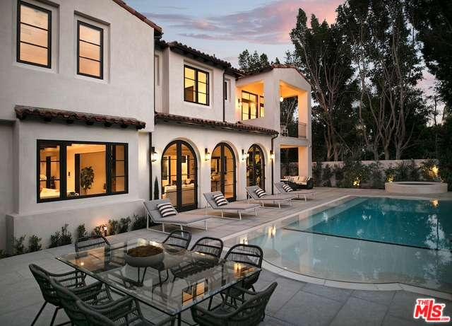 Mediterranean, Single Family - Beverly Hills, CA (photo 3)