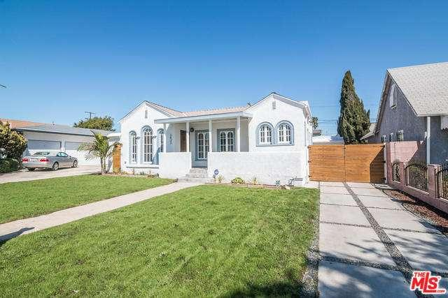 Photo of 3433 West 58TH Place  Los Angeles City  CA