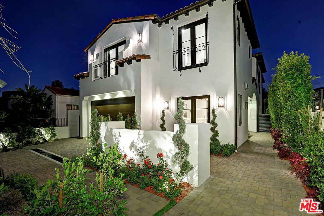 Photo of 842 South CITRUS Avenue  Los Angeles City  CA