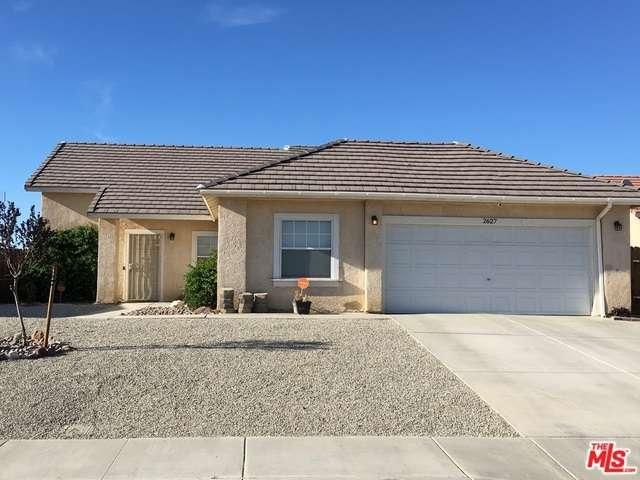 Photo of 2627  COLD CREEK AVE  Rosamond  CA