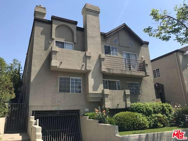Photo of 852 North POINSETTIA Place  Los Angeles City  CA