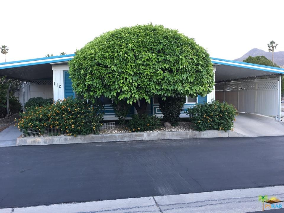 Photo of 112  ALISO Drive  Palm Springs  CA