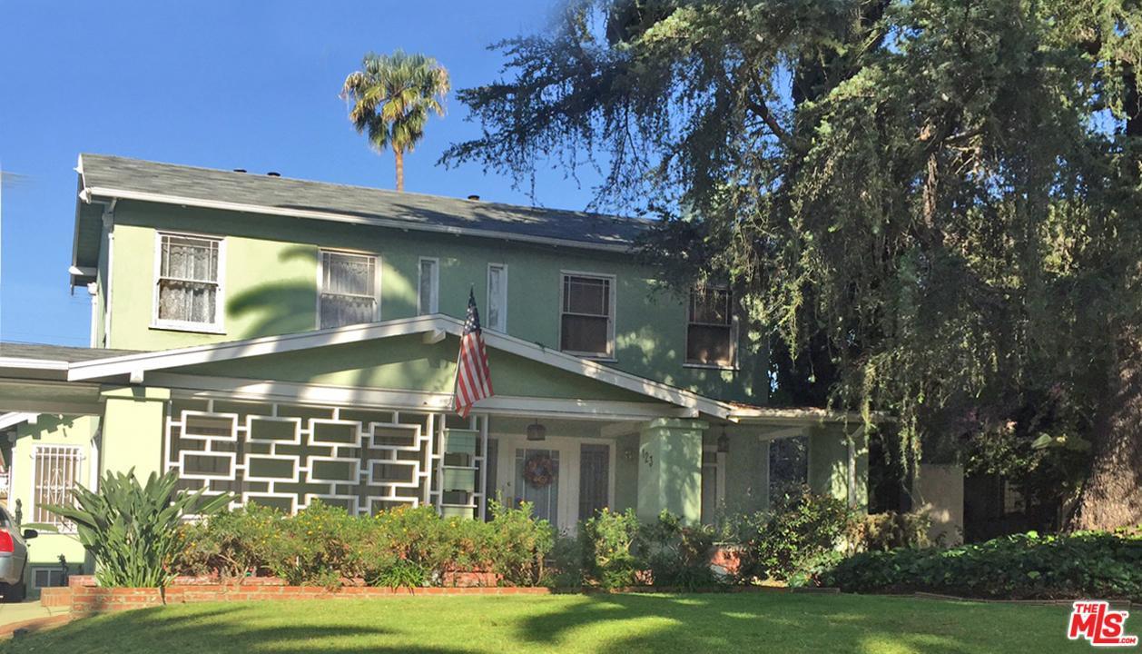 Photo of 123 North NORTON Avenue  Los Angeles City  CA