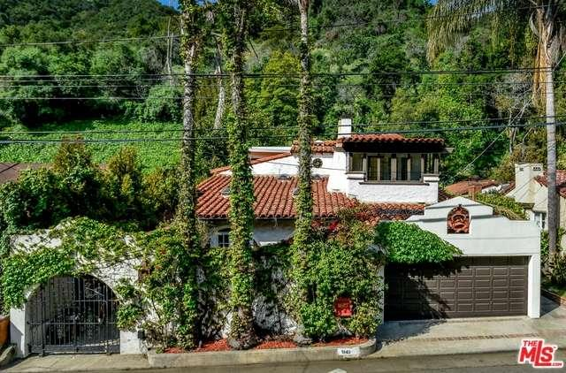 Photo of 1663  BENEDICT CANYON Drive  Beverly Hills  CA