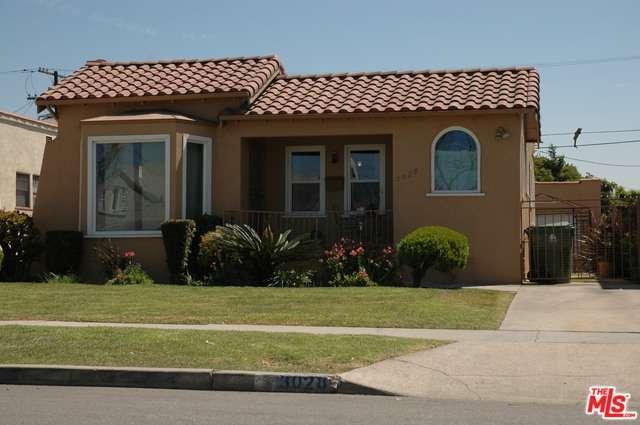 Photo of 3028 South BRONSON Avenue  Los Angeles City  CA