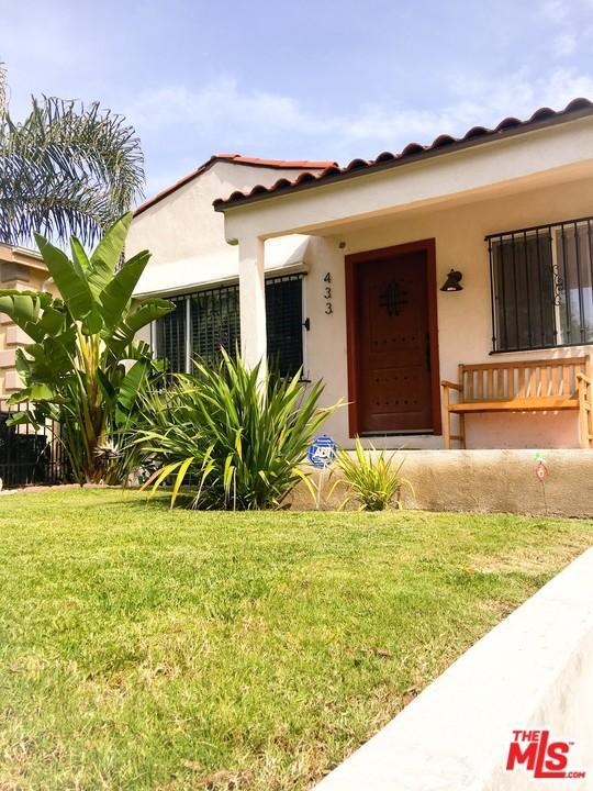 Photo of 433 West 102ND Street  Los Angeles City  CA