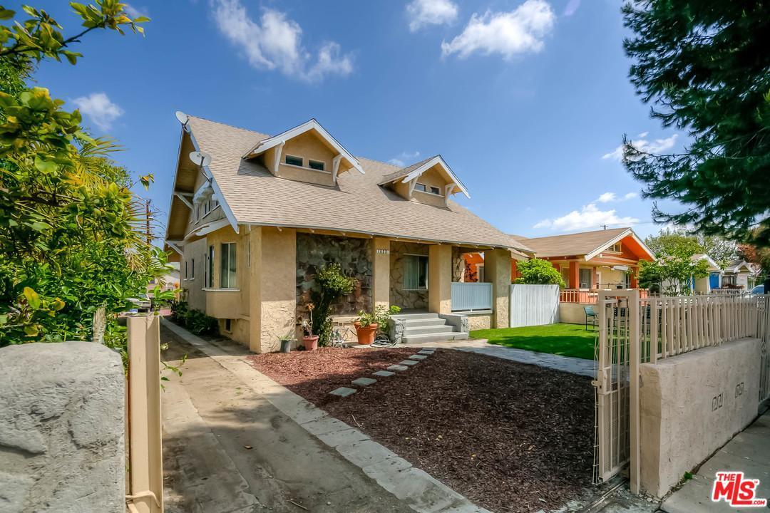 Photo of 1623 West 52ND Street  Los Angeles City  CA