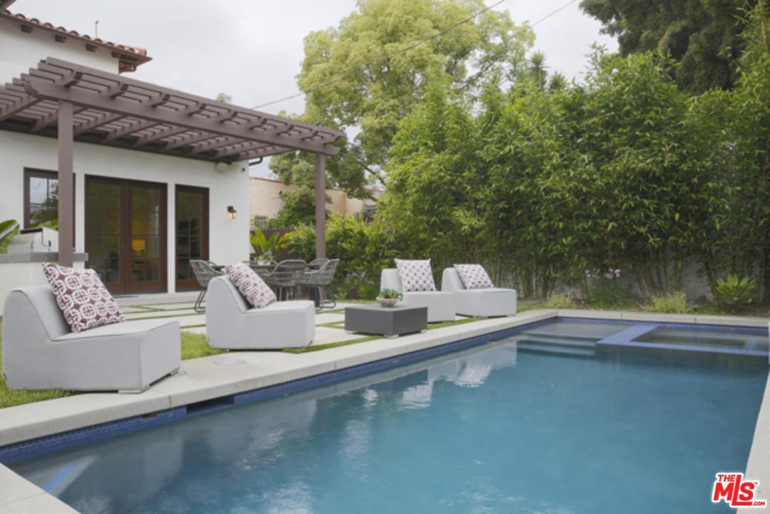 Photo of 534 North SIERRA BONITA Avenue  Los Angeles City  CA