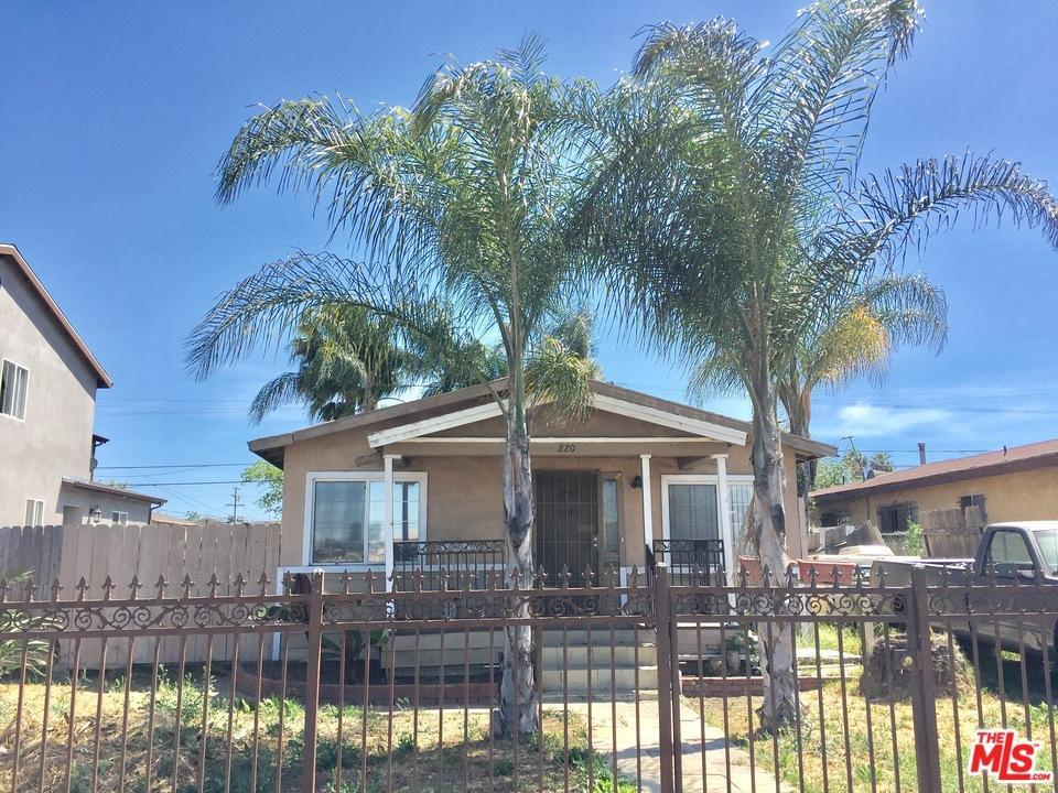 Photo of 220 West 112TH Street  Los Angeles City  CA