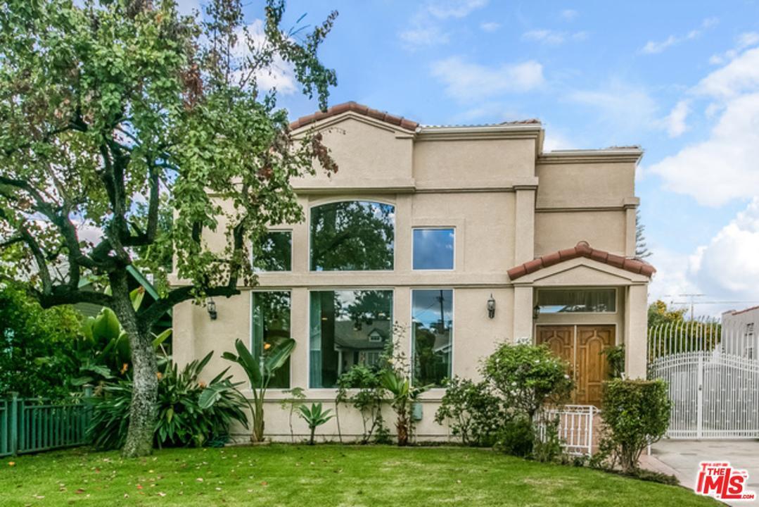 Photo of 437 North WINDSOR  Los Angeles City  CA