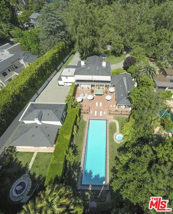 661 STONE CANYON Road, Bel Air, California
