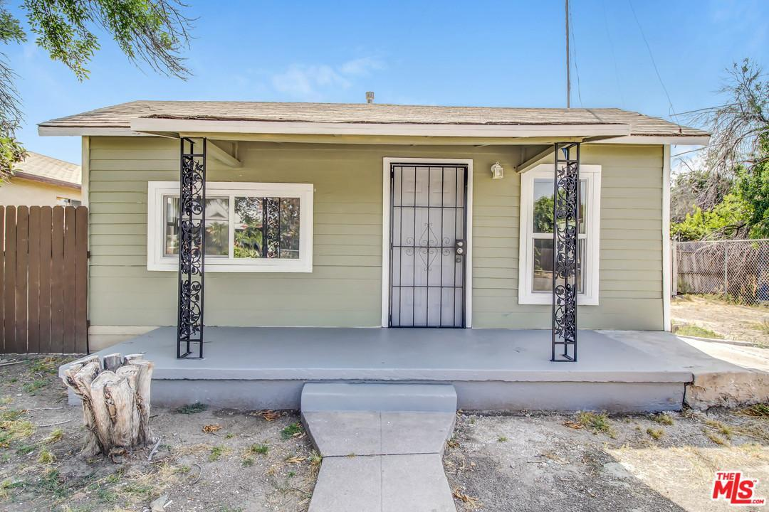 Photo of 731 North K Street  San Bernardino City  CA