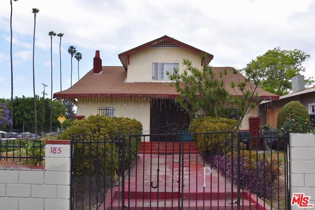 Photo of 185 South ARDMORE Avenue  Los Angeles City  CA