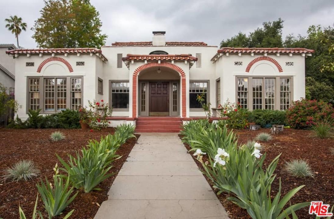 Photo of 1319 East ORANGE GROVE BLVD  Pasadena  CA