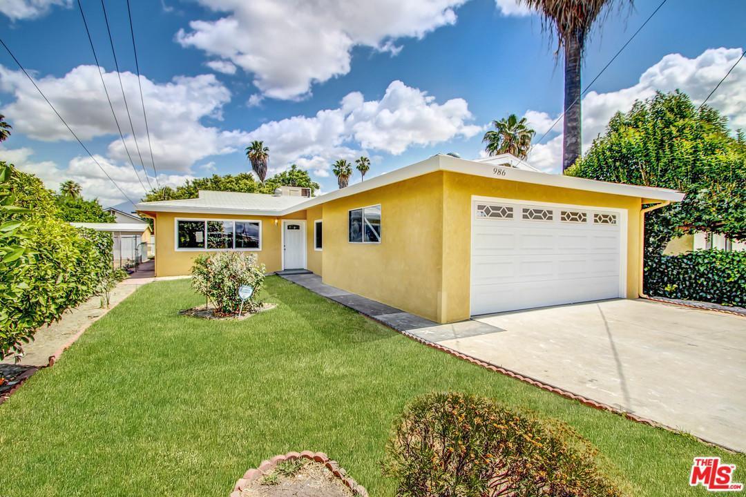 Photo of 986 West 10TH Street  San Bernardino City  CA