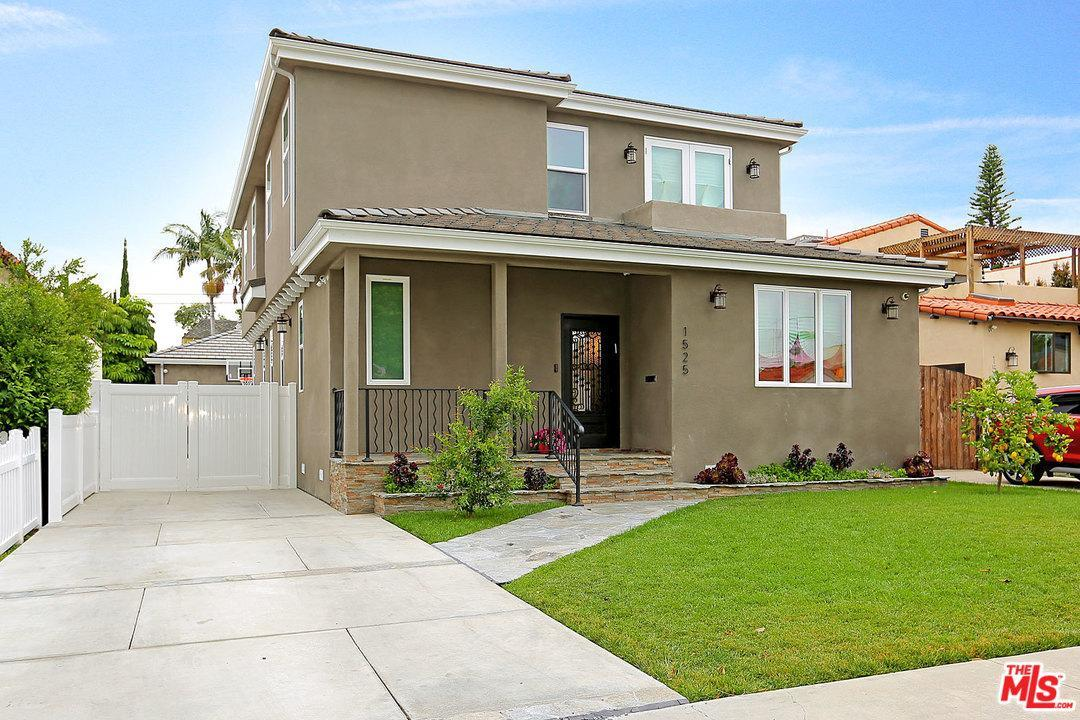 Photo of 1525 South DURANGO Avenue  Los Angeles City  CA