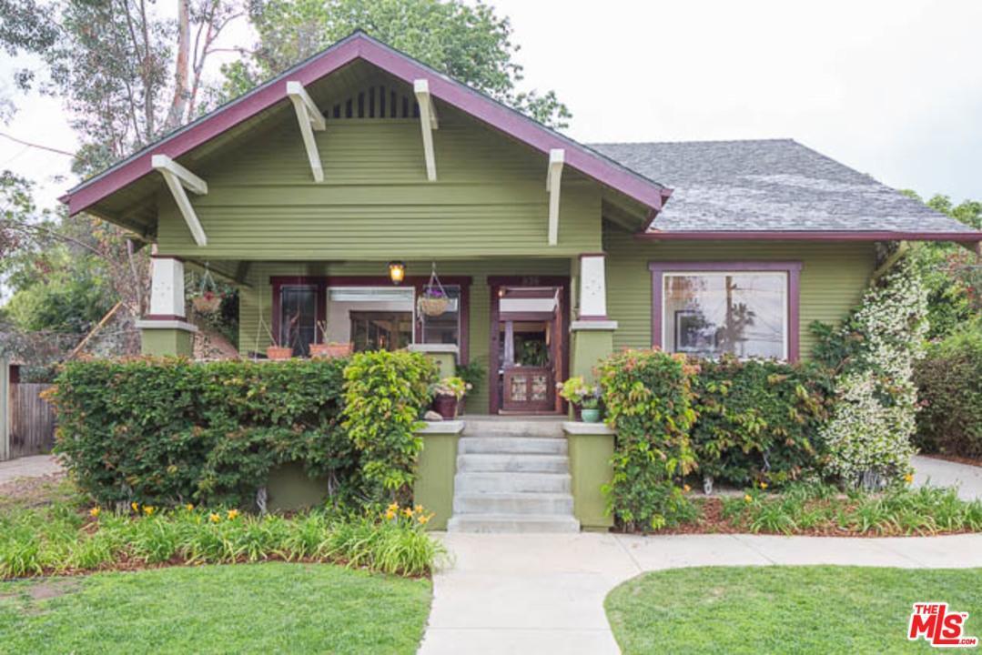Photo of 859 East HOWARD Street  Pasadena  CA