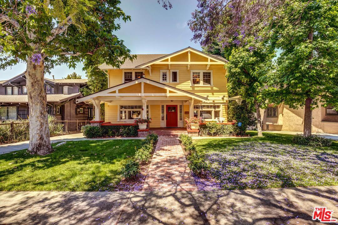 Photo of 215 South ST ANDREWS Place  Los Angeles City  CA