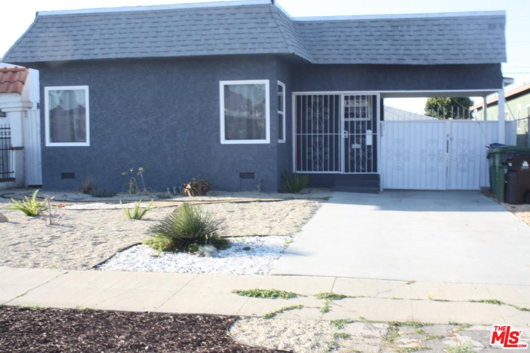 Photo of 2119 West 83RD Street  Los Angeles City  CA