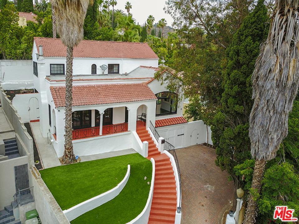 Photo of 2037  HOLLY HILL Terrace  Los Angeles City  CA