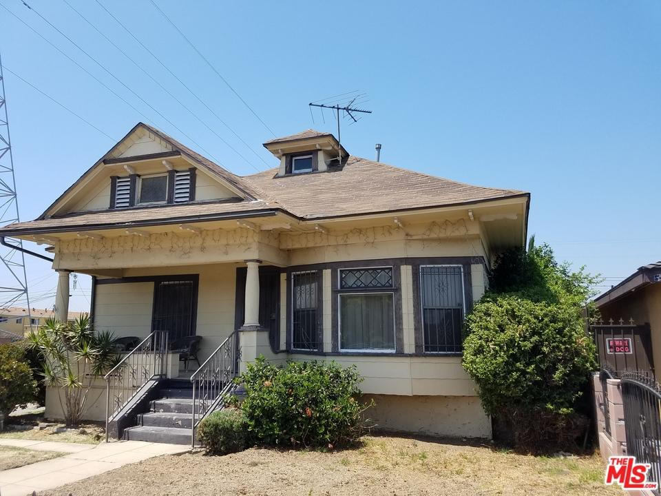 Photo of 659 East 115TH Street  Los Angeles City  CA
