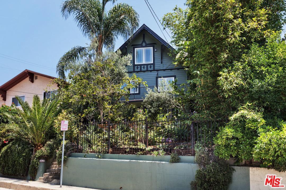 Photo of 3410  GLENALBYN Drive  Los Angeles City  CA