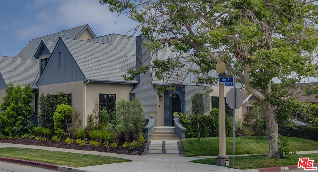 Photo of 402 South MANSFIELD Avenue  Los Angeles City  CA