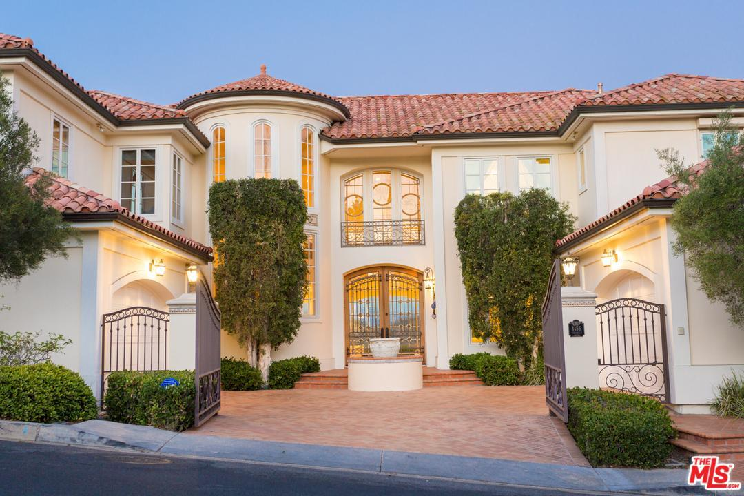 1456  STRADELLA Road, Bel Air in Los Angeles County, CA 90077 Home for Sale